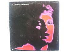 Jon Anderson-ANIMAZIONE