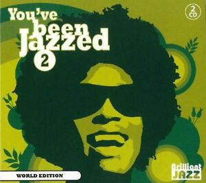 V/A - You've Been Jazzed 2     2-cd   World Edition