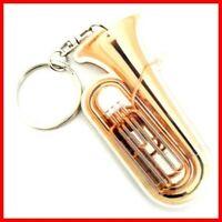 TUBA PORTE CLE ! Collection Instrument Musique Classique Cuivre Orchestre Solo