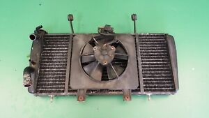 TRIUMPH SPRINT RS ST 955i  RADIATOR AND FAN 139277 to 208166 #0102