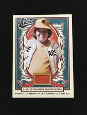 THE  BAD NEWS BEARS ENGELBERG RETRO ODD BALL 2013 GOLDEN AGE BASEBALL CARD