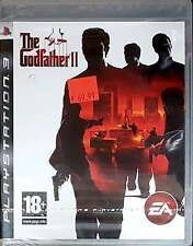 THE GODFATHER II Sony PlayStation 3 2009 -PAL-