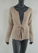 HUNKYDORY -  Lambswool + Angora Sweater Cardigan Größe: L