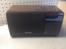 Mint Vintage Sony Dream Machine Icf-C900 Dual Alarm Digital Clock Am/Fm Radio