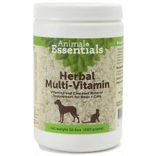 Animal Essentials Herbal Multi-Vitamin for Dogs and Cats - 10.6 oz