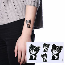Waterproof Temporary Tattoo Sticker cute cat tatto stickers tatoo fake tattoo FT