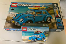 Lego Creator Volkswagen Beetle 10252 & Lego 40252 Mini VW Set New and Sealed