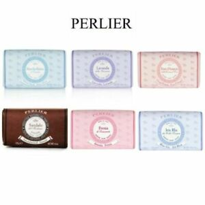 PERLIER~U PICK SCENT~ONE (1) BAR OF ITALIAN PERLIER NATURAL RECIPE SOAP 4.4 OZ