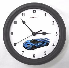Ford GT Garage Wall Clock New Great Gift!