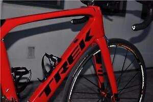 2017 Trek Madone 9.2 Carbon Road Bike 11 Speed Ultegra 54cm Bicycle