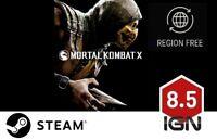 Mortal Kombat X [PC] Steam Download Key