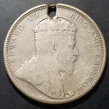 Straits Settlement Singapore One Dollar King Edward VII 1904