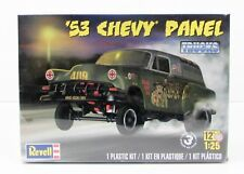 Revell 4189 1:25th scale 1953 Chevy Panel Truck Hot rod GASSER