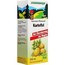 KARTOFFELSAFT Schoenenberger 200 ml PZN 692179