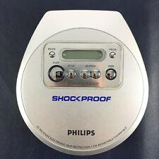 Philips AX2200 Walkman CD Baladeur Lecteur Portable Disque Discman Player