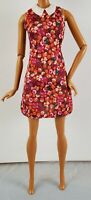 Barbie Doll Fashionistas Dress Fashion Outfit Flower Dress Spring Summer