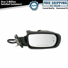 Mirror Power Heated Memory Signal BSD Puddle Smooth Black Right for Chrysler 300