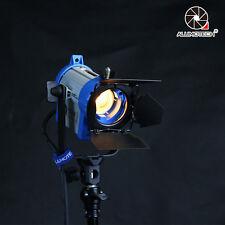 Dimmer Built-in 150W Tungsten Spot light +globe Lighting For film Movie studio