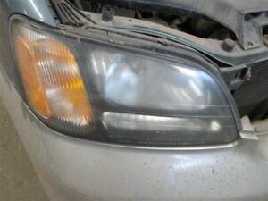 Passenger Headlight With Black Horizontal Bar Fits 00-04 LEGACY 282912