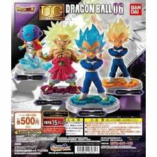Bandai Dragon ball Z Super 6 UG Ultimate Grade 06 Figure Figurine Set of 4