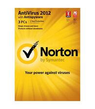 Symantec Antivirus and Security Software
