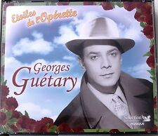 GEORGES GUETARY. COMPILATION  READER'S DIGEST . 3 CD