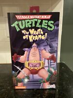 NECA Teenage Mutant Ninja Turtles TMNT The Wrath of Krang TARGET EXCLUSIVE VHTF