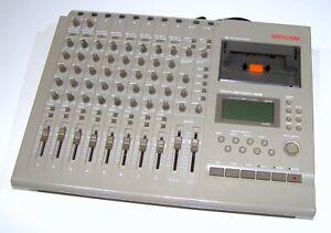 🔥【PRO REFURB】Tascam Portastudio 488 8-Track Cassette/12-Ch Mixer! MTR💥GUARANTY