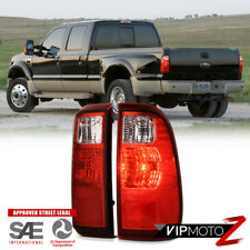 2008-2016 Ford F250 F350 F450 SuperDuty SD Red Factory Style Tail Light Assembly
