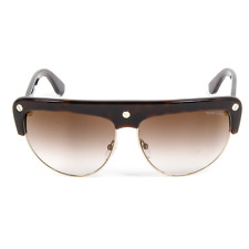 New Authentic Tom Ford Sunglasses FT0318 62 52G Liane Brown/Brown Gradient