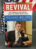 Revival : Obama White House by Richard Wolffe 2010 Hardcover 1st Edition