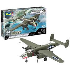 Airplane Model Kit Revell 03650 B-25 Mitchell Bomber Easy Click 1 72