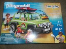 Playmobil Family Fun Off-road SUV  9154 New sealed