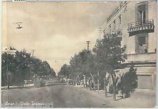 60659  - CARTOLINA d'Epoca - LECCE  Citta':  Viale TARANTO  1954