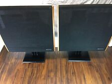 Dahlquist DQ-10 MATCHED PAIR Vintage Speakers MIRRORED w/stands! San Diego, CA
