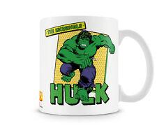 The Incredible Hulk Kaffee Becher Coffee Mug Tasse Marvel Classic Comics