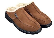 MENS ORTHOFEET SLIPPERS, NIB, 10.5W, WIDE