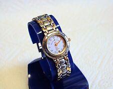 MAURICE - LACROIX - Damenuhr - 25 mm mit orig. CALYPSO - Armband + Datum