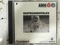 AÑOS 60 CD INSTRUMENTALES PEKENIKES HURRICANES PLAY BOYS RANGERS SPOTNICKS ...