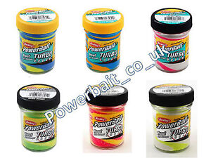 Berkley Glitter Turbo Dough