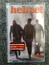 Helmet Aftertaste Cassette w/Sticker -STILL SEALED-