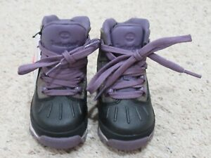 Timberland Baby Toddler Winter Snow Boots 6