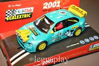 Slot SCX Scalextric 6061 Club Scalextric 2001 Seat Cordoba WRC