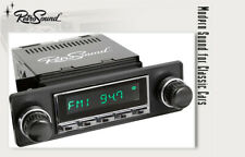 For VW Beetle 52-57 Vintage Car Radio DAB+ UKW USB Bluetooth Aux