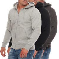 Drying Jumper Zipper Herren Hoody Full Zip Kapuzen Jacke Pullover Sweatshirt