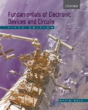 Free Ship:Electronic Devices and Circuits by David Bell 5 ed