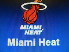 30  Miami Heat Cards  (LOT)