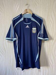 ARGENTINA 2006 2008 AWAY FOOTBALL SHIRT SOCCER JERSEY ADIDAS 069519 sz XL