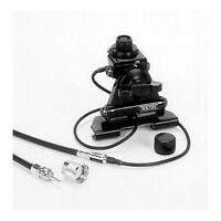 Comet CP-5M Adjustable Lip Mount w/SO-239/PL-259 for PL-259 Style Antennas