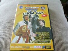 "DVD ""SPECIAL ROCK"" Johnny HALLYDAY, Eddy MITCHELL, Noel DESCHAMPS, Ronnie BIRD,"